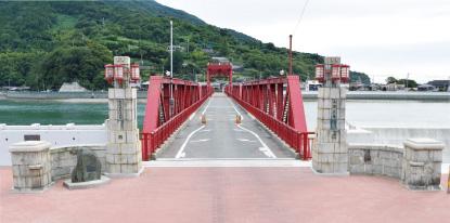 国指定重要文化財長浜大橋